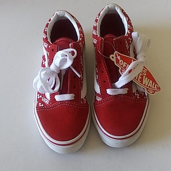 Vans Shoes | Old Skool Boys Sneakers